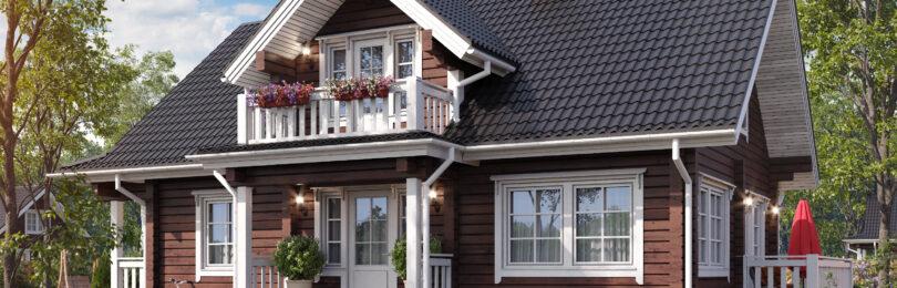 Дом из клееного бруса: этапы строительства