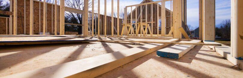 Как строят каркасные дома