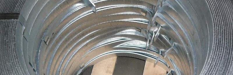 Полоса оцинкованная стальная для заземления