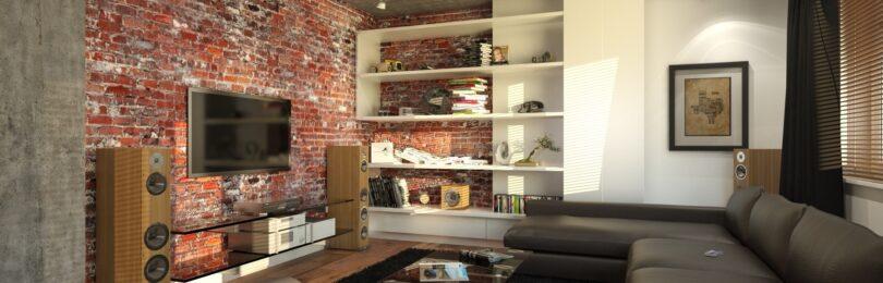 Как организовать пространство в небольшой гостиной