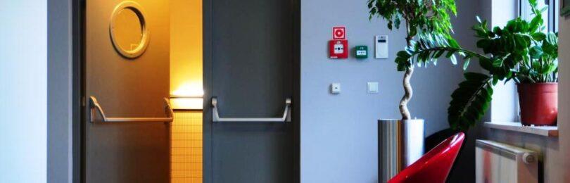 Как выбрать противопожарную дверь