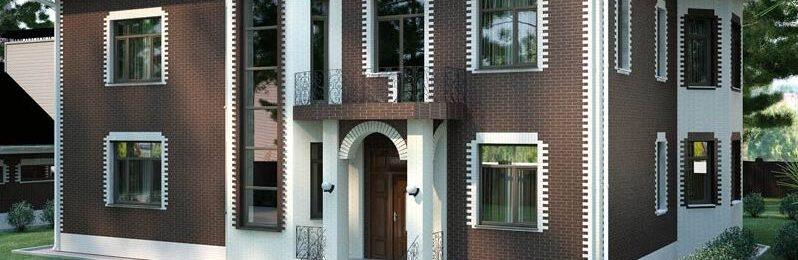 Фасадные панели под камень: секреты популярности