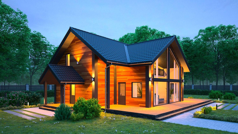 высоком красивые финские дома фото проекты сметанный крем для