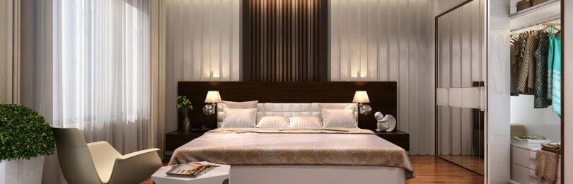Правильная спальня