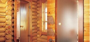 Где купить стеклянные двери для сауны и бани