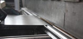 Как выполняется гибка металла?