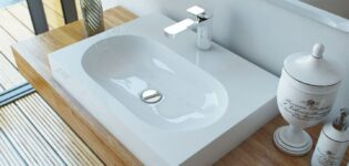 Раковина и ванная комната