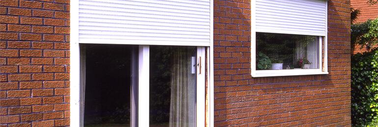 Рольставни на окна, двери и ворота