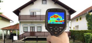 Проверка дома тепловизором: особенности проведения и актуальность
