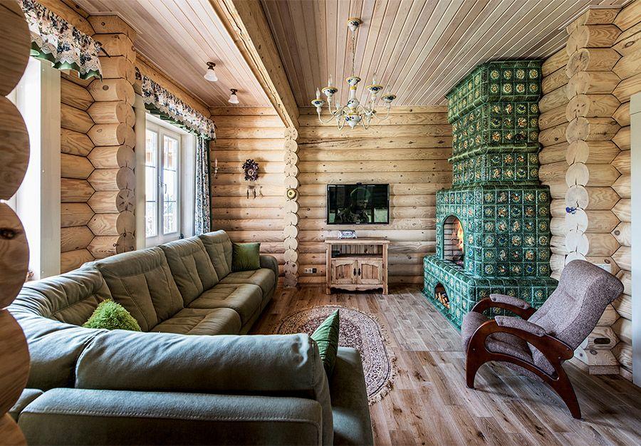 последний фото деревянных домов из бревна внутри тому же, влюбленные