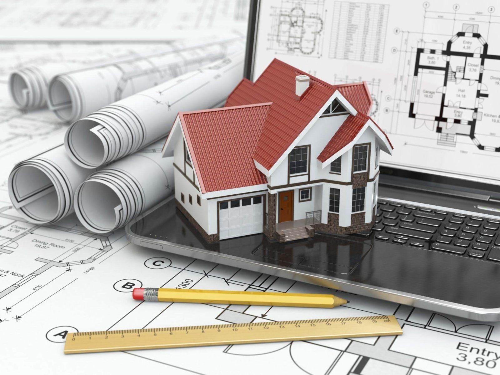 Как разработать проект дома
