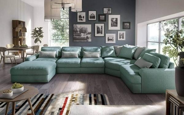 Модульные диваны: преимущества