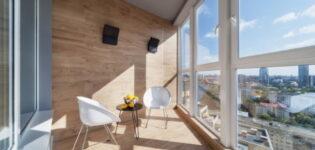 Так ли хорош панорамный балкон?