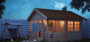 Преимущества и особенности строительства каркасной бани