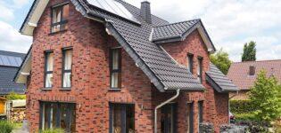 Проектирование домов из кирпича