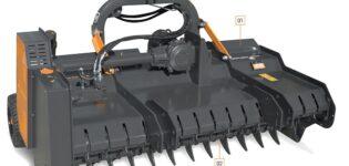 Мульчеры: особенности конструкции и установка на технику