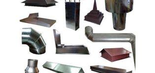 Современные изделия из жестяного листа