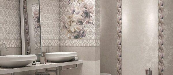 Причины популярности плитки Керама Марацци для отделки ванной комнаты
