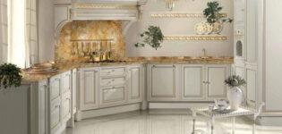 Итальянская мебель в кухню: что выбрать