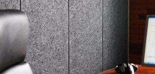 Звукоизоляция квартиры акустическими панелями