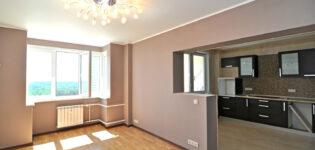 Черновой и чистовой ремонт квартиры: АСК Триан выполняет любые работы