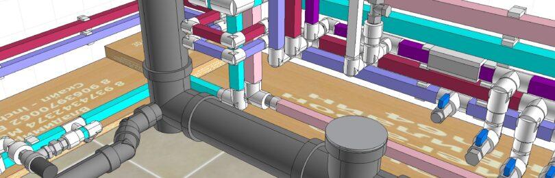 Как я заказывал монтаж промышленной канализации в новый цех