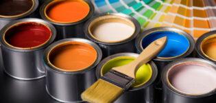 Эпоксидная краска: свойства и применение