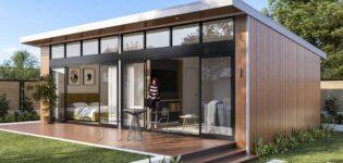 Модульные дома: общее понятие, особенности и преимущества сооружения