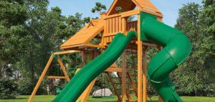 Производство и установка детских площадок