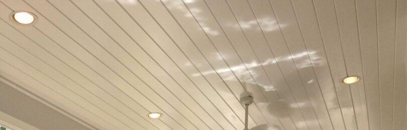 Преимущества и главные характеристики реечных потолков