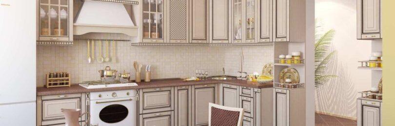 Кухонная мебель из отбеленной древесины: преимущества и недостатки
