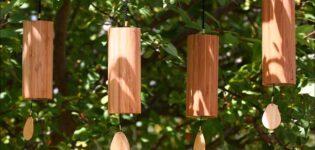 Koshi Chimes — прекрасное украшение для сада