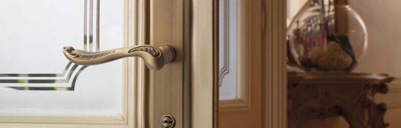 Виды ручек для дверей