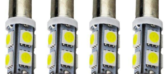 Особенности автомобильных светодиодных лампочек
