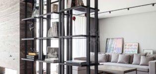 Какие бывают виды металлической мебели?