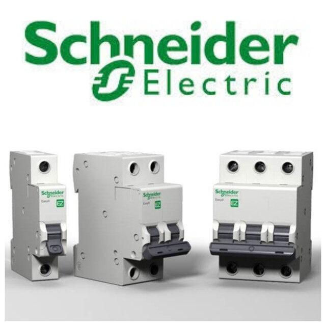 автоматические выключители Шнайдер