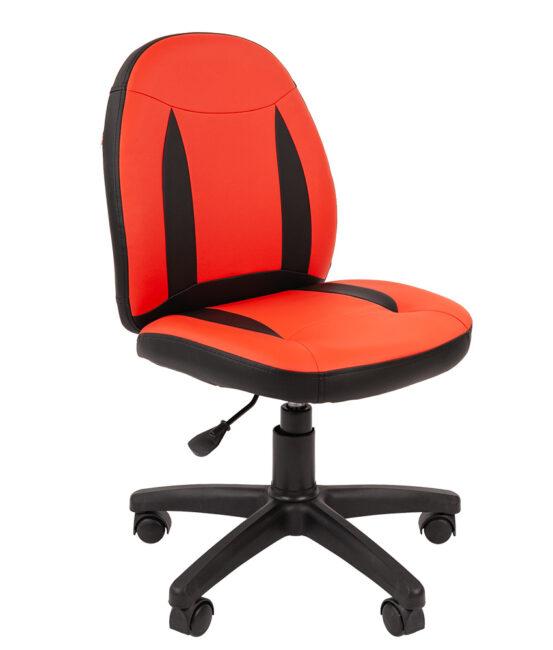компьютерное кресло оранжевого цвета