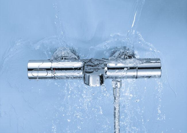 термостатный смеситель для ванны